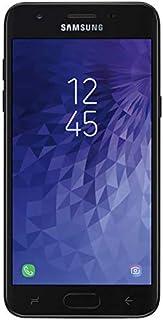 "Samsung Galaxy J3 2018 (16GB) J337A - 5.0"" HD Display, Android 8.0, 4G LTE AT&T Unlocked GSM Smartphone (Black)"