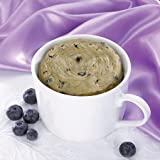 Fit Wise - High Protein Diet Mug Cake | Blueberry Flavor | Low Calorie, Low Carb Diet Dessert by Healthwise