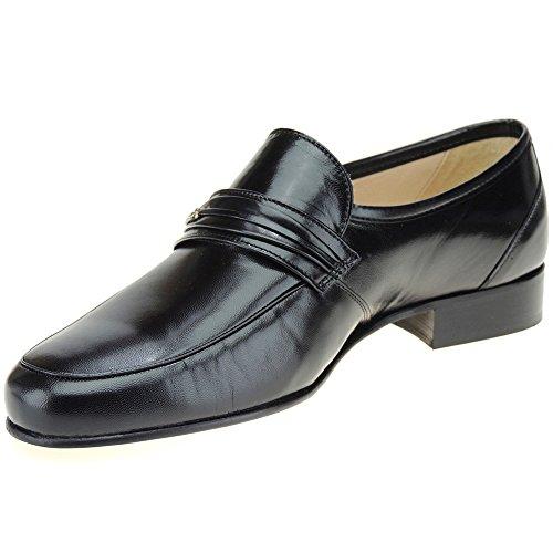 DE Domingo 1101 Zapato de Vestir Ancho 10 para Hombre