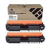 ZOOMTEC Reemplazo para HP CF294A 94A CF294X 94X Cartucho de tóner Compatible con Impresoras HP Laserjet Pro MFP M118dw M118 M148dw M148fdw M148 M149fdw M149 (2 Negro)
