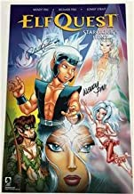 NYCC 2019 Exclusive ELFQUEST Poster Print SIGNED Richard & Wendy Pini 11 x 17