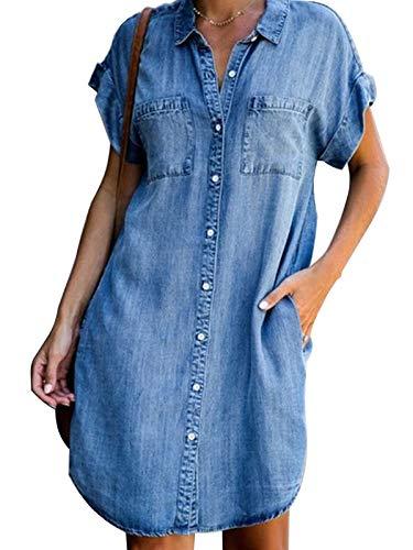 vestito camicia zara online