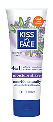 Kiss My Face Lavender