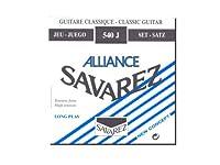 SAVAREZ STRINGS 540J×6セット サバレス アリアンス クラシックギター弦