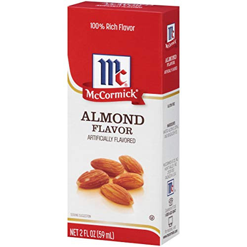 McCormick Imitation Almond Extract, 2 fl oz
