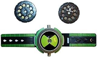 VIDOO Niños Proyector Reloj Juguetes De Ben 10