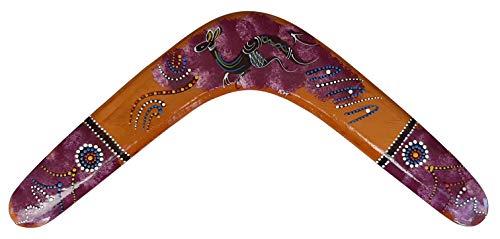 Finecraft Australia Holz-Bumerang für Kinder und Erwachsene, 45,7 cm