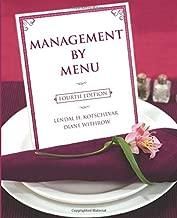 Best management by menu Reviews
