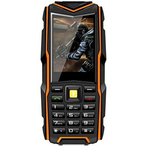 VKworld Stone V3 GSM Phone (Arancione)