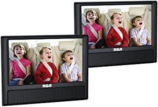 RCA 9-Inch Mobile DVD Player with Additional 9-inch Screen (DRC79982)