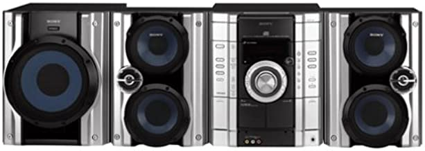 Sony MHC-GX450 3-Disc CD Shelf System with Game Sync (Discontinued by Manufacturer)