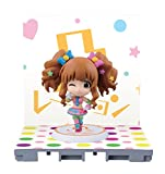 Banpresto The Idolmaster 2.4' Kirari Moroboshi Chibi-Kyun-Chara Cinderella Girls Figure, Let's Go Happy