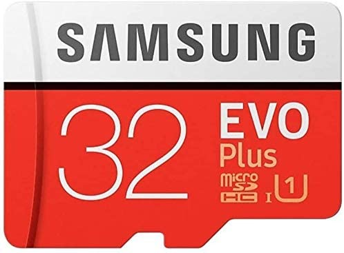 Professional EVO Plus microSDXC Memory New Free Shipping 32GB Re for Verified Card Attention brand