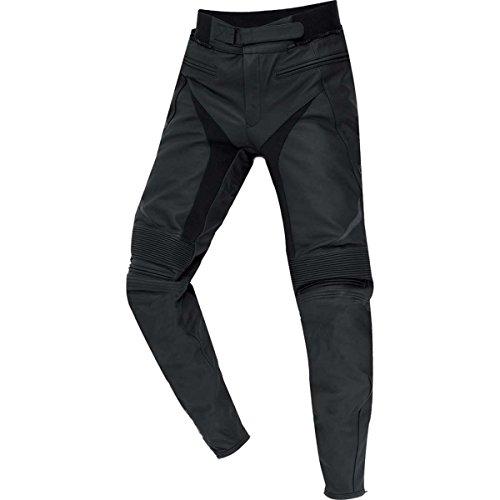 IXS Raphael Motorrad Lederhose, Farbe schwarz, Größe 60