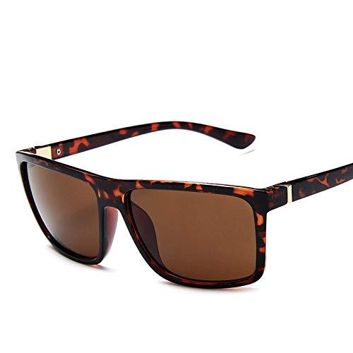 2021 Clásico de los hombres de la marca de diseño de gafas de sol hombres mujeres conductor sombras masculino vintage gafas de sol hombres spuare espejo verano, C9.,