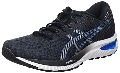 ASICS Men's Gel-Cumulus 22 Running Shoe, Carrier Grey Pure Silver, 9 UK