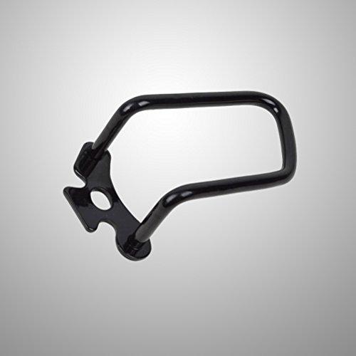 VORCOOL Universal Mountainbike Schaltwerk Schutzfolie (Schwarz) - 4