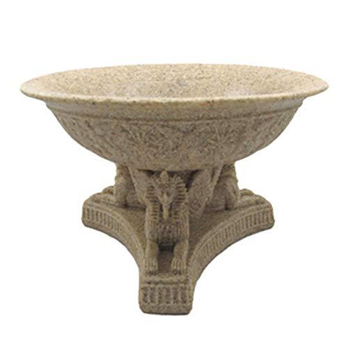 Sculpturen Beeldjes Hars Artware Decoratie Creatief Egypte Sphinx Colofonie Ambachten Zandsteen Kleur Fruitschaal Woonkamer Asbak Decor