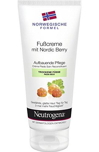 Neutrogena Formula Norvegese Crema Piedi, con la bacca nordico (100 ml)
