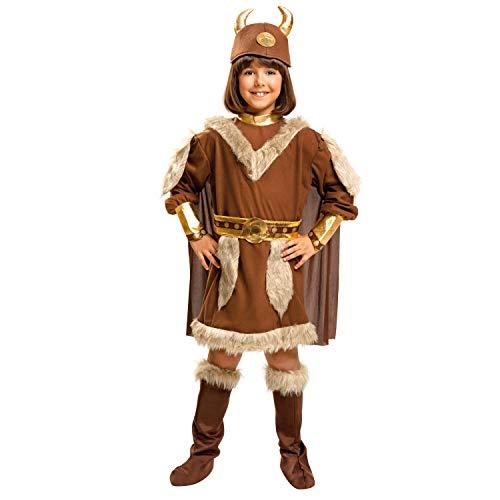 My Other Me Me-201133 Disfraz de vikinga para niña, 10-12 años (Viving Costumes 201133)