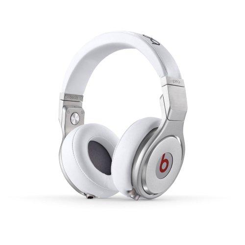 Beats by Dr.Dre ヘッドホン Pro 密閉型 アラウンドイヤー マイク付き ホワイト MH6Q2PA/A 【国内正規品】