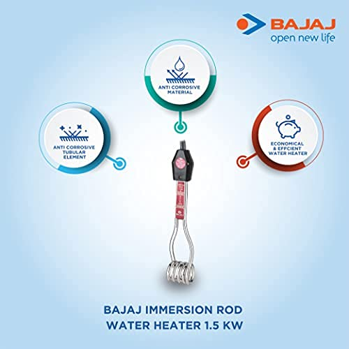 India's Most Popular Bajaj Immersion Water Heater