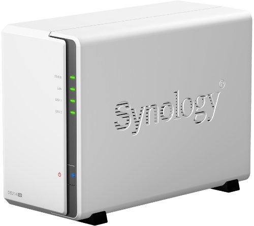 Synology DS214se DiskStation NAS Device (2-Bay)