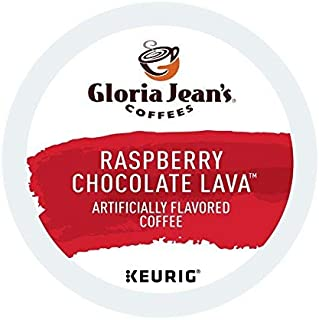 Gloria Jean's Coffee Raspberry Chocolate Lava Keurig K-Cup Pods (24)