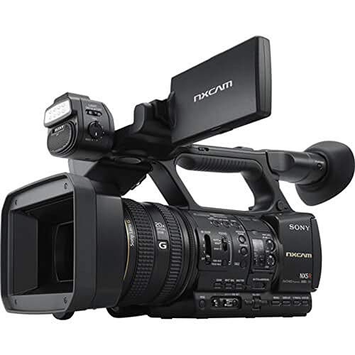 Sony HXRNX5R Full-HD Compact Camcorder...