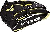 VICTOR - Borsa per Racchette da Badminton, Squash, Tennis, Speed Badminton, Gelb