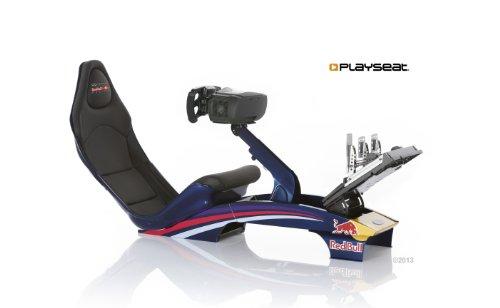 Playseat F1 - Red Bull Racing (Xbox One/PS3/PS4/Xbox 360/Nintendo Wii U) - [Edizione: Regno Unito]