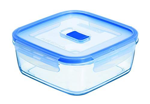 Luminarc Pure Box Active carré 380ml, 1 Pièce