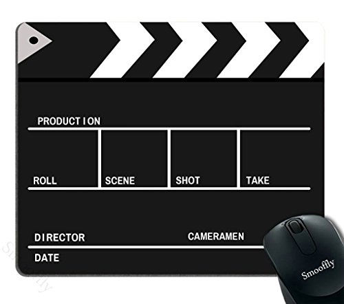 Smooffly Movie Lapper Board Mouse Pad Personality Gaming Mouse mat