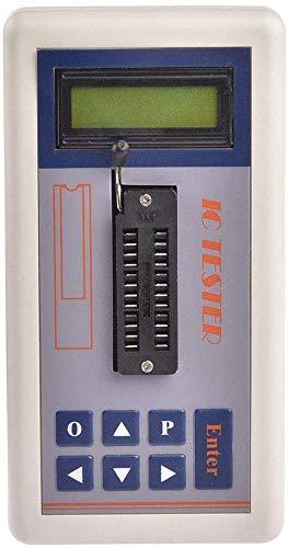 TSH-06F Transistor Tester, Integrierte Schaltung Ic Tester mit LCD Digital Display, Npn Pnp Transistor Automatisch Detektor/3.3V/5.0V - 133 x 70 x 25mm