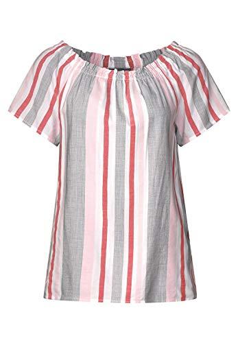 Street One Damen 341491 Bluse, Chilled Green, (Herstellergröße:40)
