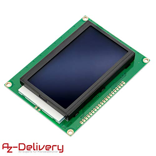 AZDelivery LCD Display 128 x 64 Pixel 12864 modulo