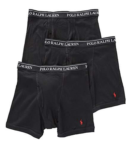 POLO Ralph Lauren Uomo Boxer 3er Pack-Classic Trunks S M L XL XXL