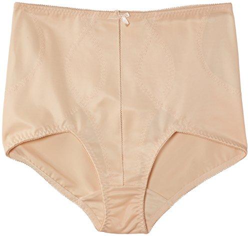 Naturana Damen Miederslip Panty Girdle, Beige, Größe:60(Herstellgröße:3X-Large)90EU