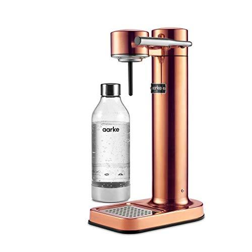 Aarke Carbonator II - Máquina para hacer soda talla única cobre