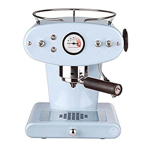 illy Kaffee, E.S.E. Pads Kaffeemaschine X1 Trio - hellblau