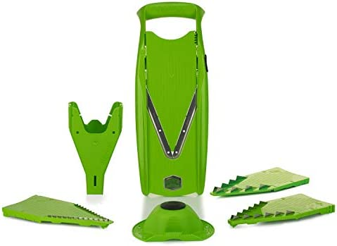 Borner V5 Slicer Starter Set kitchen vegetable slicer cutter for tomatos onions potato grater product image