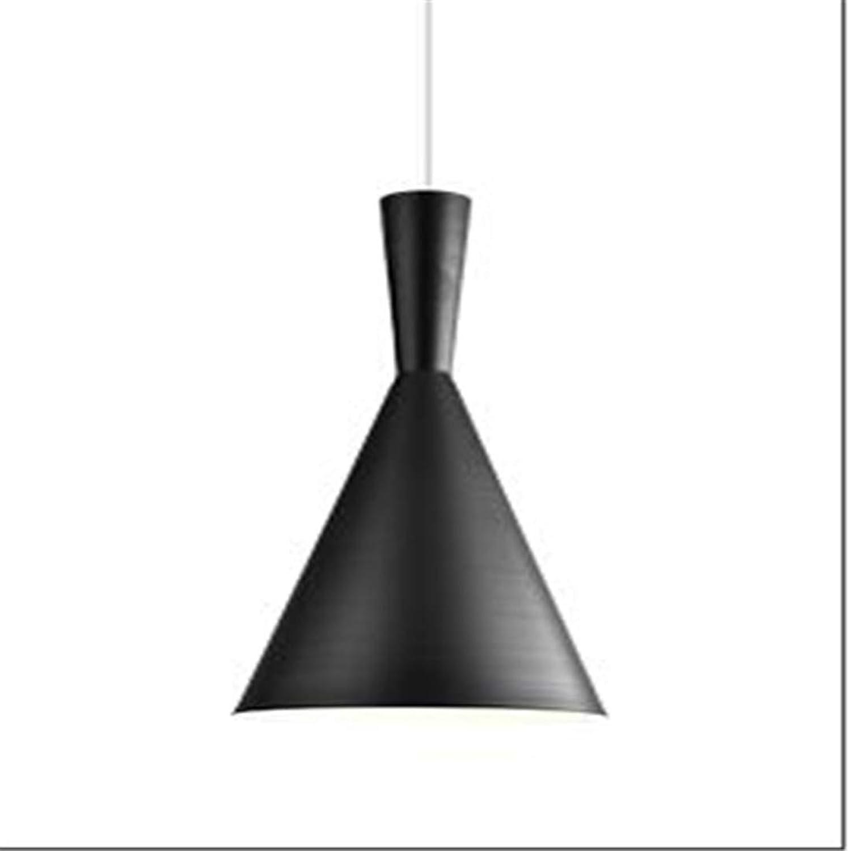 Kronleuchter Deckenleuchte Led Moderne Einfache Schwarze Kreative Persnlichkeitbeleuchtungsbarnachttischlampen Des Nordischen Artrestaurantkronleuchters