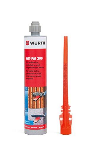 Injektionsmörtel WIT-PM 200 - Kartuschenmörtel 300ml - VPE 1 Stück