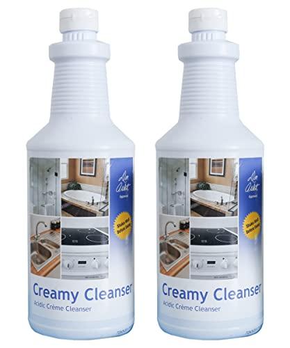 Don Aslett's Creamy Cleanser-2 Pack