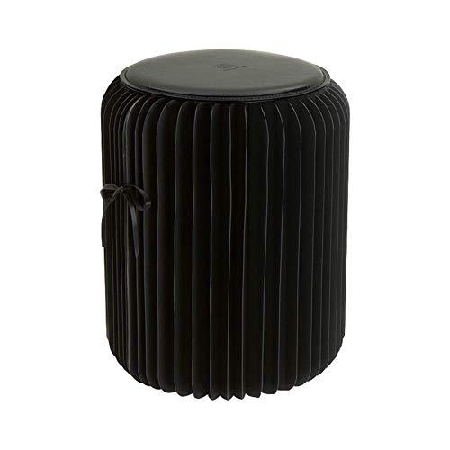 Chair Stühle, Fashion Origami Stühle, Klappstühle, Klappstühle 4er Pack, Klapphocker aus Kraftpapier, tragbare Stühle, Wabenfußhocker, Büroloungesessel, Gartenstühle,