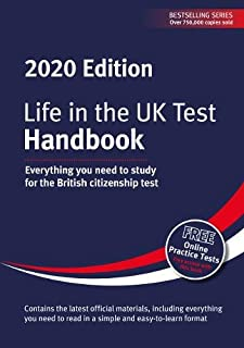 Life in the UK Test: Handbook 2020: Everything you need to