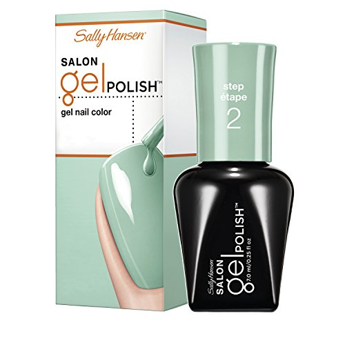 sally hansen gel nail kits Sally Hansen Salon Pro Gel Jaded, 0.25 Fluid Ounce
