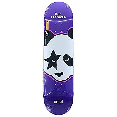 Enjoi Kiss R7 Skateboard Deck 8.25 inch Ben Raemers