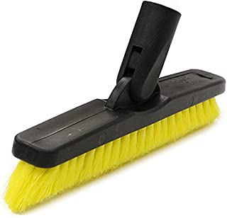 Unger Swivel Outdoor Grout and Corner Scrub Brush