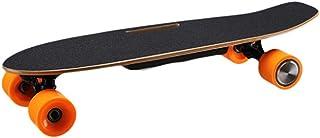 N / B Skateboard Elettrico, Piccola tavola di Pesce a Quattro Ruote, Trasporto autostradale 3 Regolazione della velocità d...